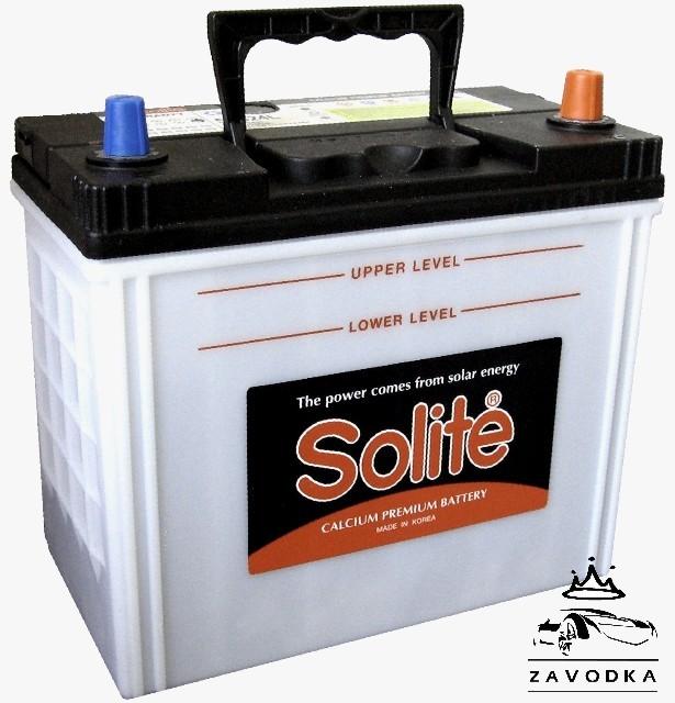 Аккумулятор SOLITE 55B24 заменен более мощным SOLITE 65B24. Сказал(а